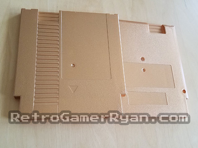 NES Cartridge Shells (Copper Gold)